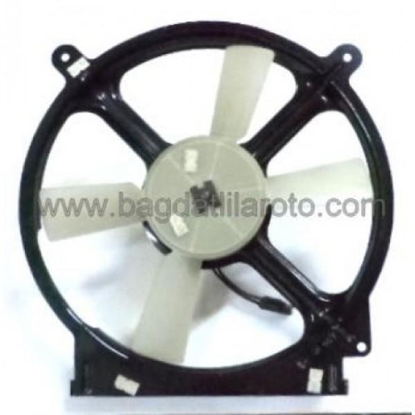 Fan motoru davlumbazlı 12V 2789 19660-01 3354 USA