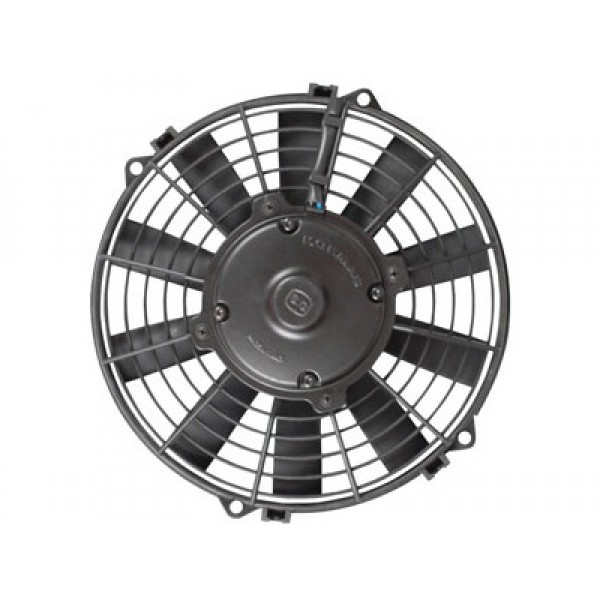 "Fan motoru 12V 10"" yassı ince üfleç aksiyel 743 150 09 KORMAS"