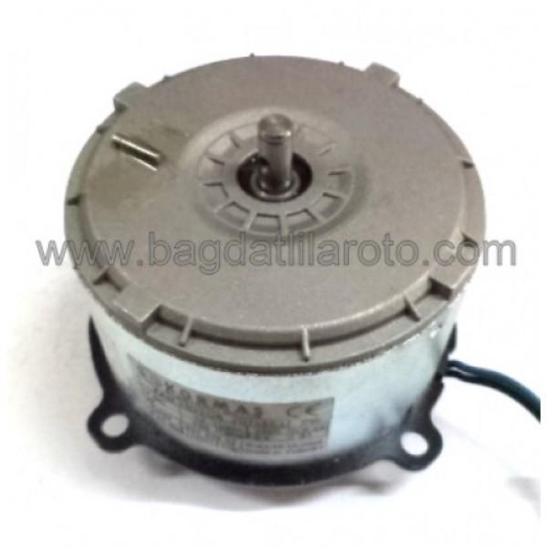 Fan motoru 12V yassı uzun 651 238 07 KORMAS