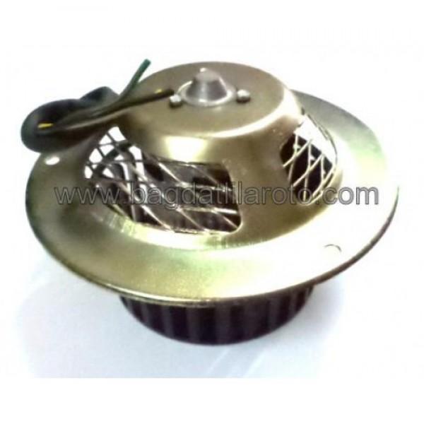 Kalorifer fan motoru 24V Mercedes 0302S 6401105 FAZ