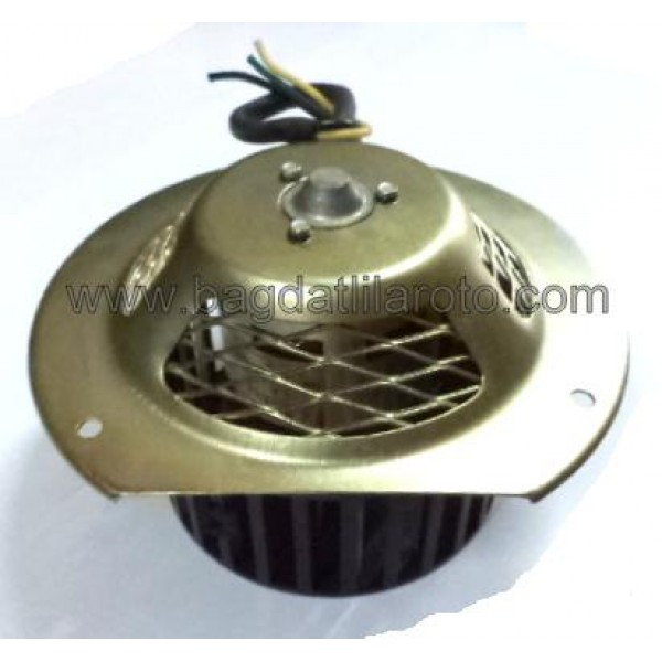 Kalorifer fan motoru 24V Mercedes 0302S 6401103 FAZ