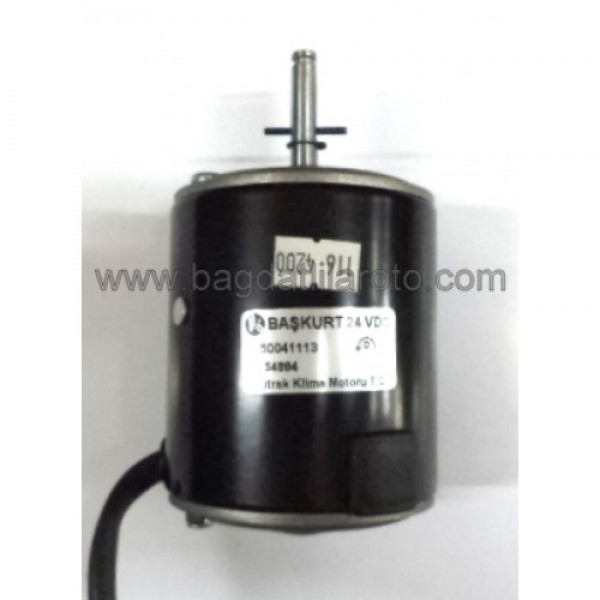 Klima fan motoru 24V Sütrak 41113 BAŞKURT