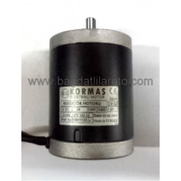 Redüktör motoru 24V özel amaçlı 671 144 14 KORMAS