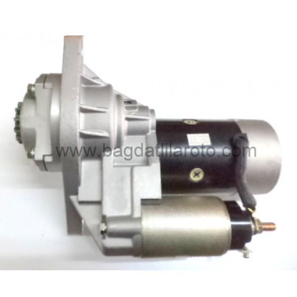 Marş Motoru 24V 11diş 3,5KW Isuzu Champion ELF250 HITACHI UNIPOINT STR-6107