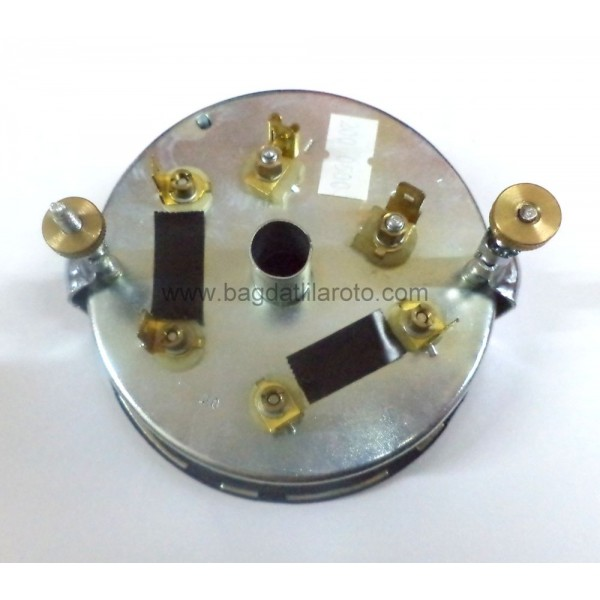 Üçlü gösterge komple (yağ, hararet, yakıt) AS600-700,DODGE 100-200 PNL4021-23 ENDİKSAN