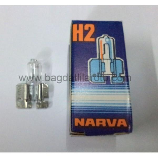 12V H2 55W Ampul NARVA