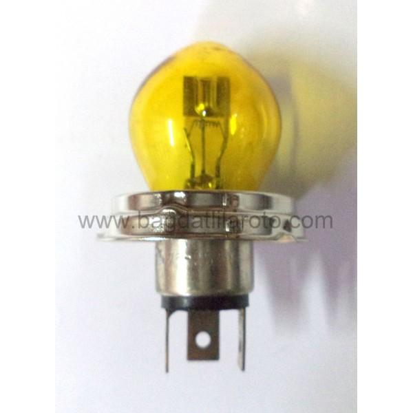 24V 50-55W P45T Ampul Sarı şapkalı NARVA
