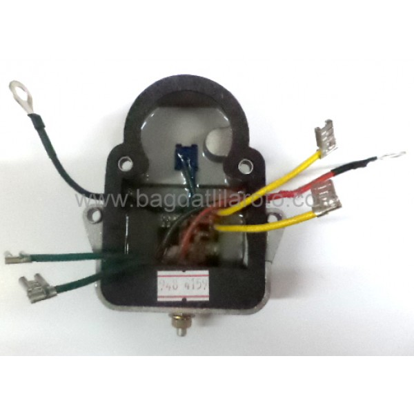 Konjektör 24V 6 kablolu Caterpillar 3176-3304 motorola tipi YR-8159 UNIPOINT