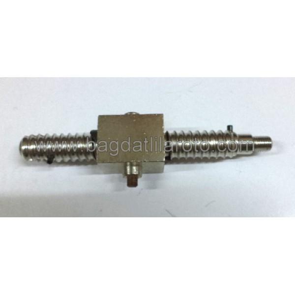 Takviye cırcırı drive screw AXS-03 UNIPOINT
