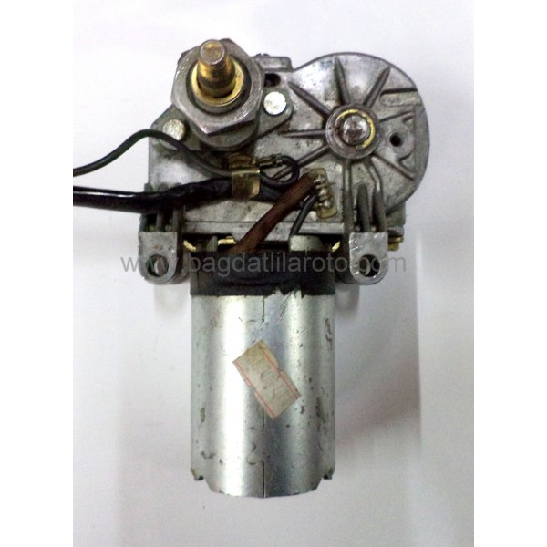 Silecek motoru 12V kabin tip tekli 566044B DUCELLIER