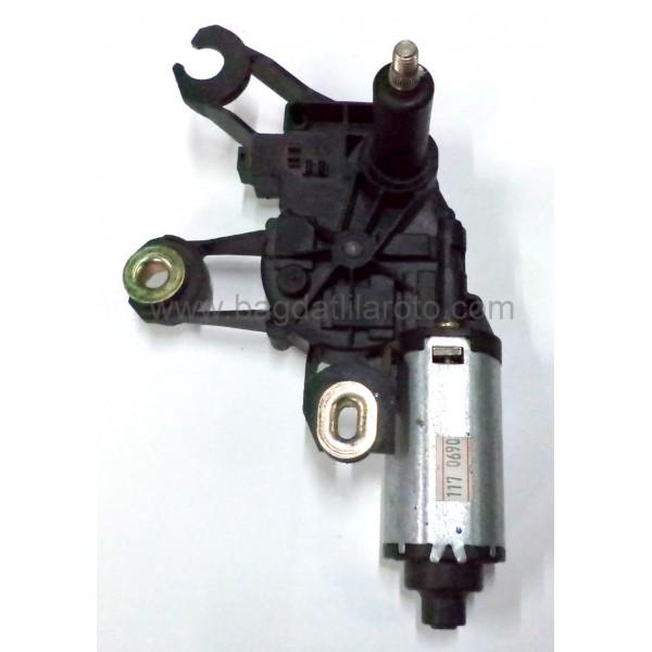 Arka silecek motoru 12V Ford Fiesta 02' (FORD 2S61 A17K441 AB D25LA) 404 736B VALEO